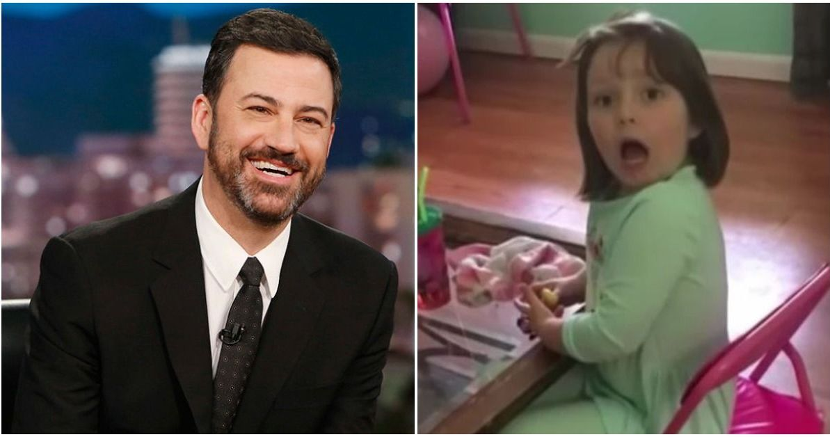 Jimmy Kimmel Pranked Kids On Halloween Again - And Their Reactions ...