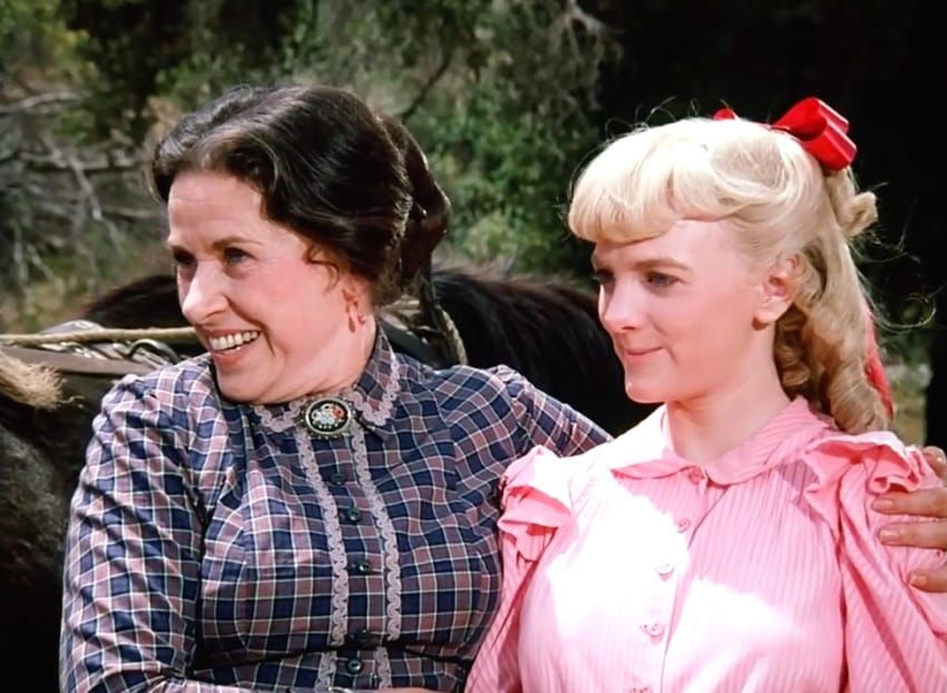 Little House on the Prairie Nellie and Harriet