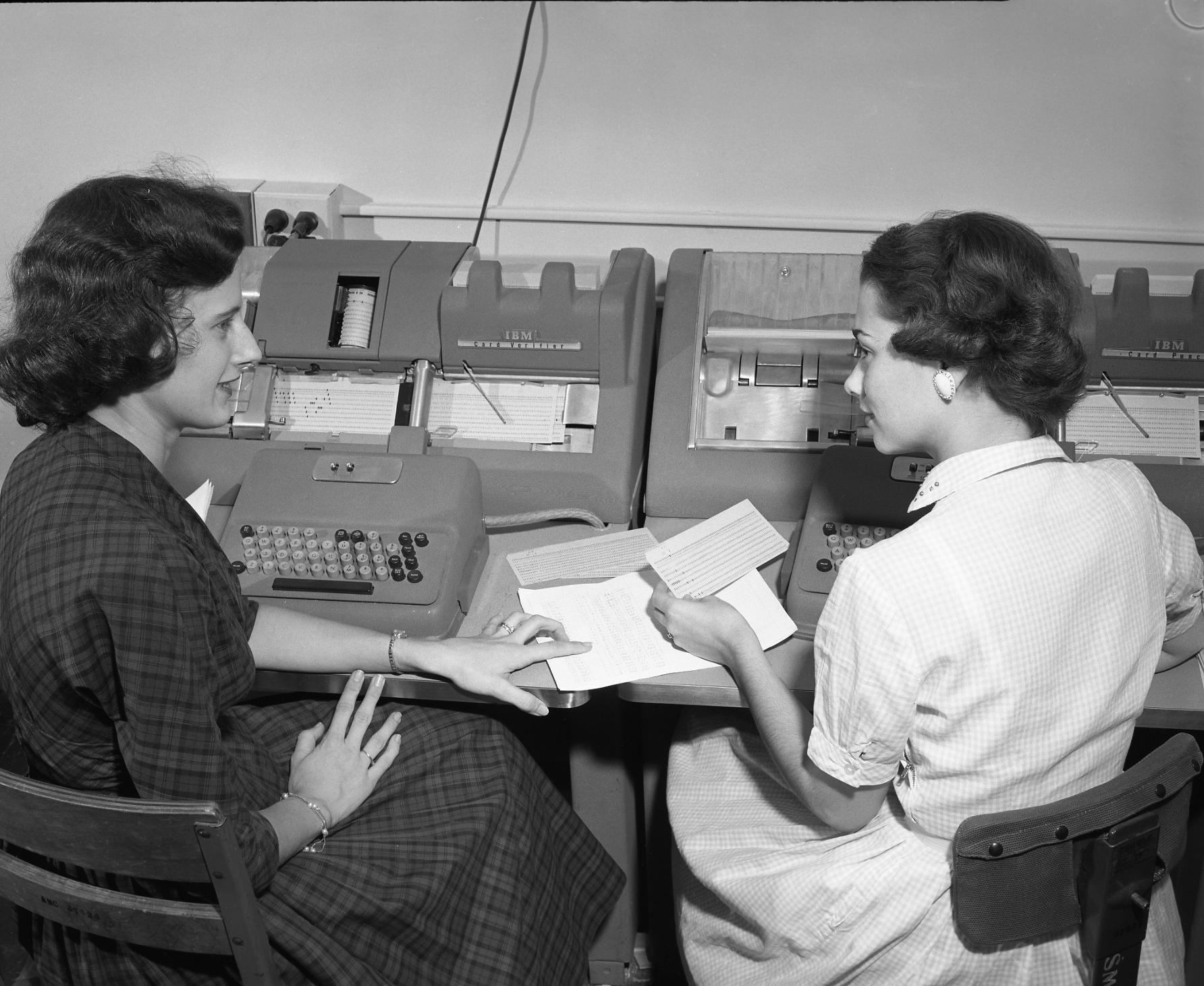 Women in the 50s