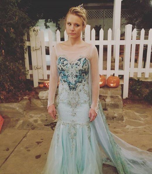 Kristen Bell Elsa