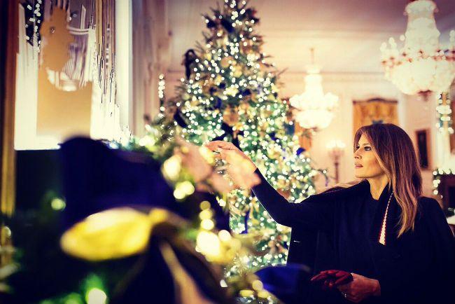 White House Christmas 2018