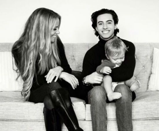 Nicole Curtis Sons