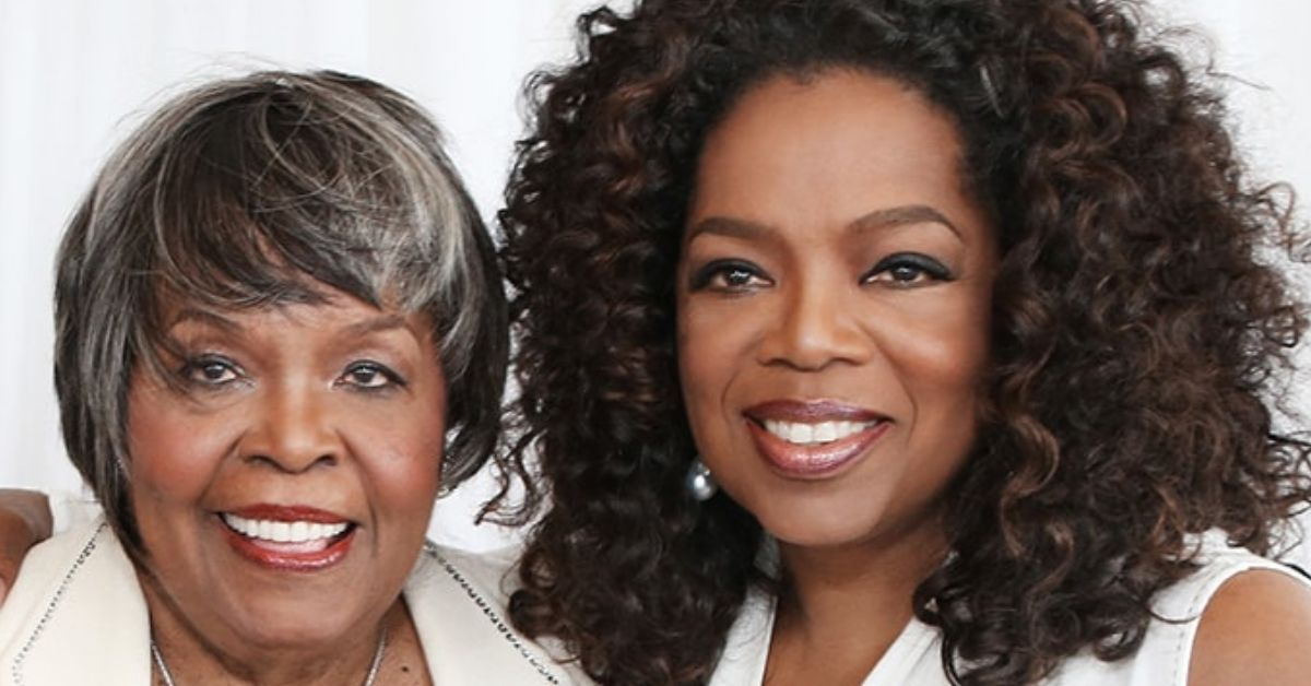 Oprah Winfrey's mother Vernita Lee dies at 83