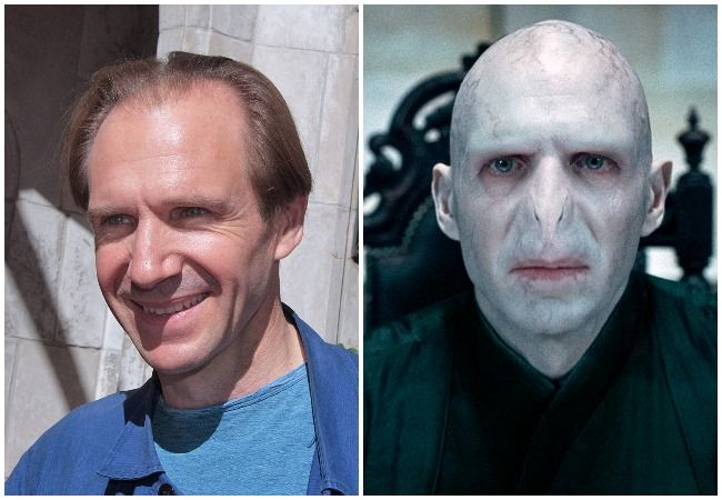 Ralph Fiennes Voldemort