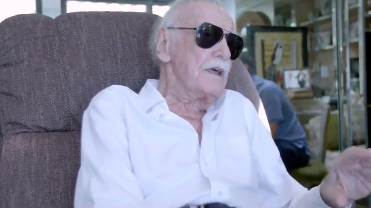 Stan Lee Final message to fans