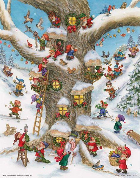 Christmas Advent Calendar 2018