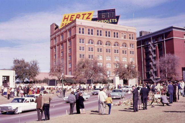 The Texas School Book Depository Building