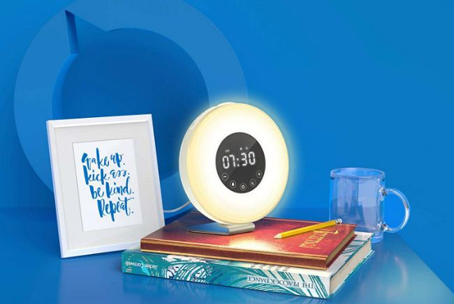 Sunlight Alarm Clock