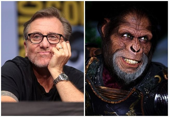 Tim Roth Planet of the Apes