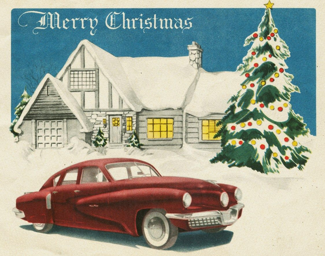 Your Old Christmas Cards Might Be Worth A Lot Of Money