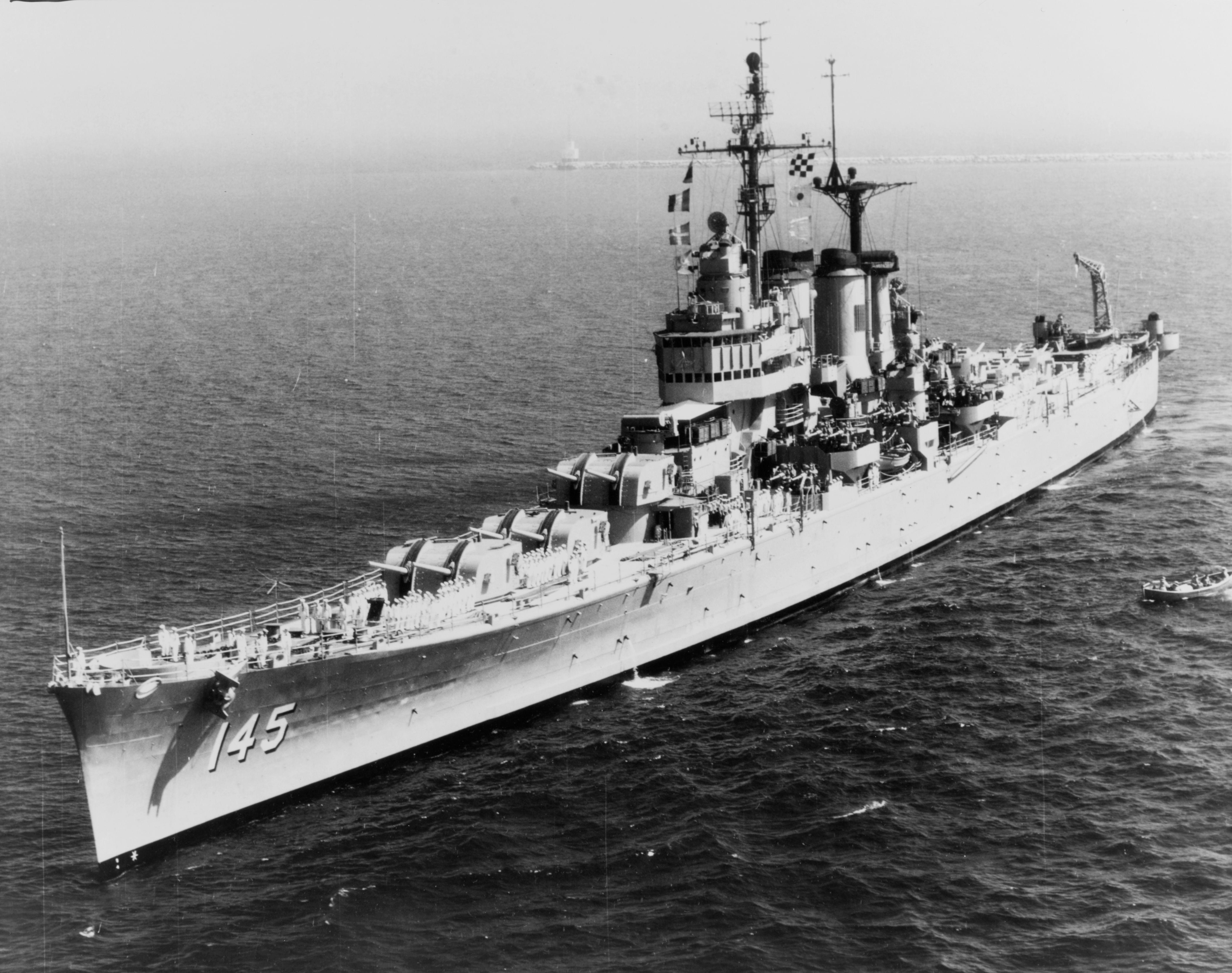 1950s Battleship
