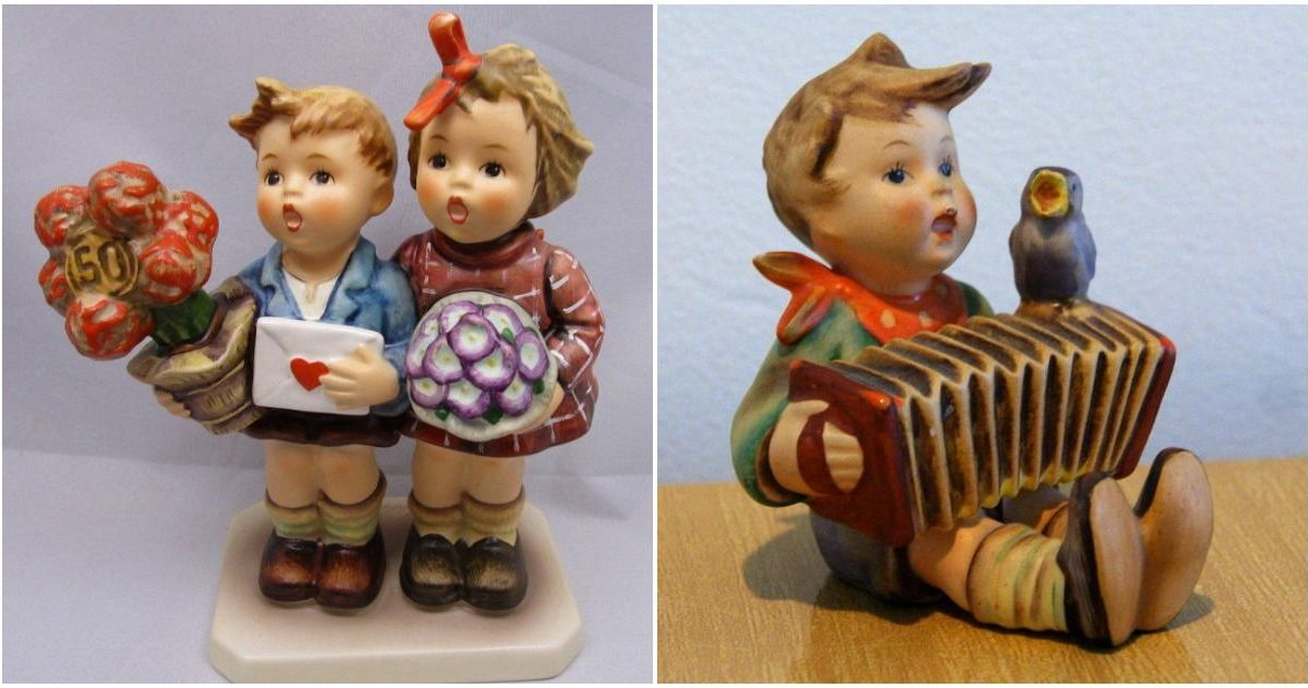 These Rare Hummel Figurines Are Worth A