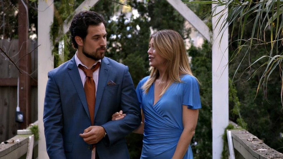 Meredith Grey and Andrew Deluca