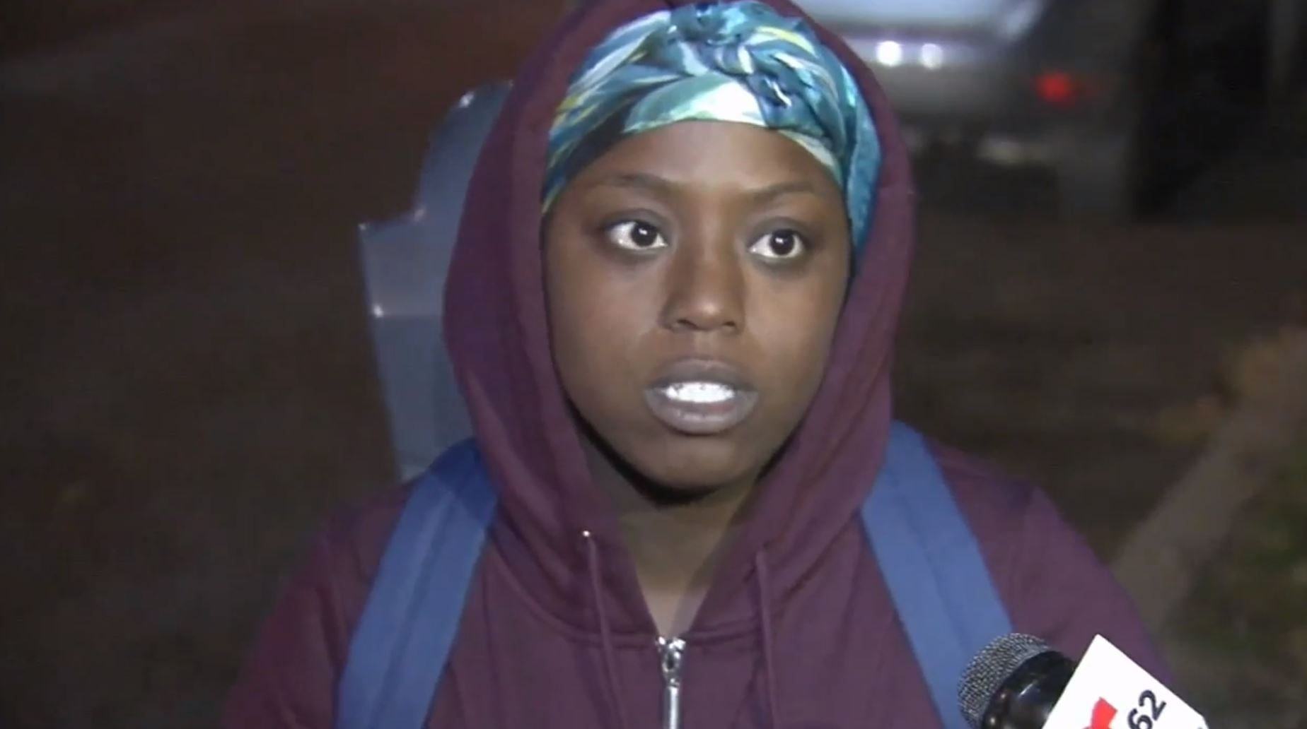 Dominique Wise mother of children shot on halloween