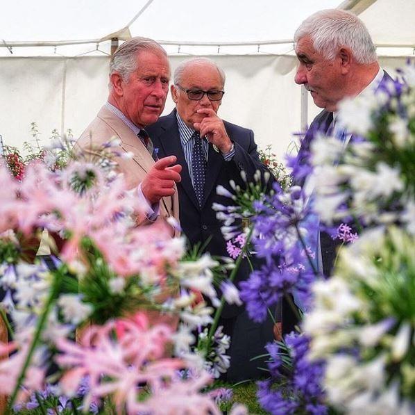Prince Charles at