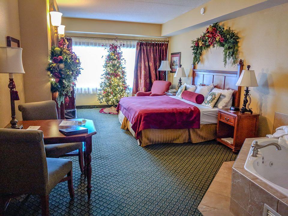The Santa Suite