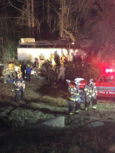 Arkansas Bus Crash
