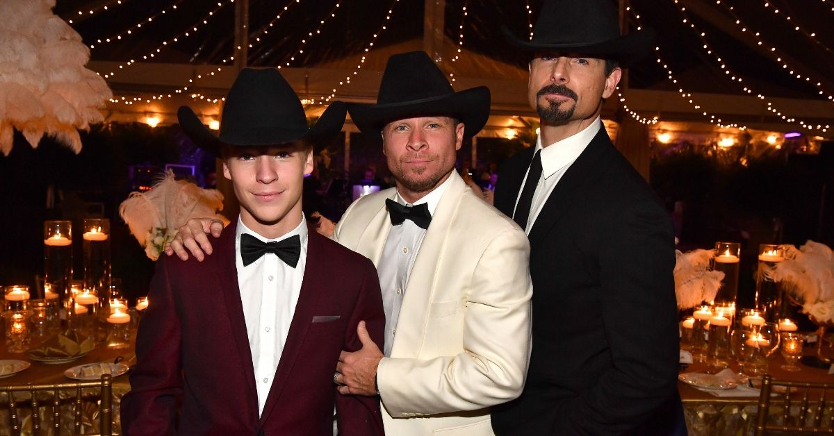 Backstreet Boy Brian Littrell S Son Makes His Country Music Debut