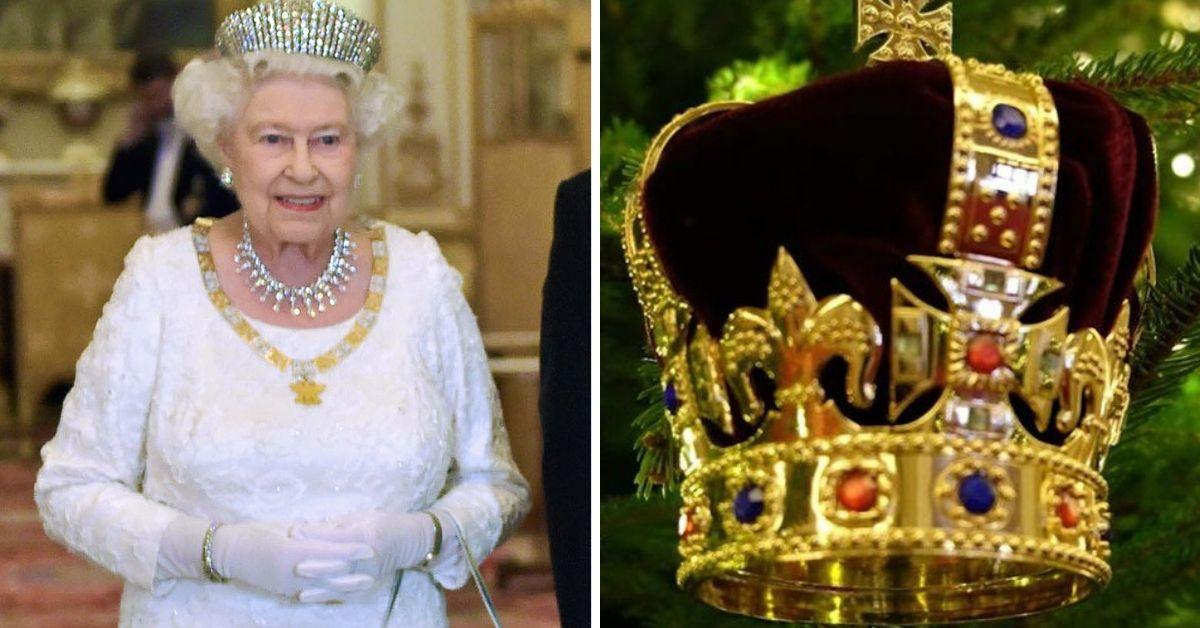 e5ab8e388a7f Buckingham Palace Finally Unveils Its Regal Christmas Decor