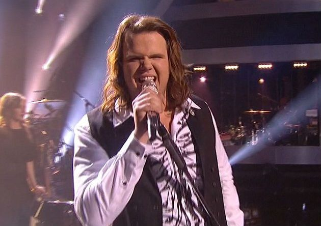 Caleb Johnson Meat Loaf