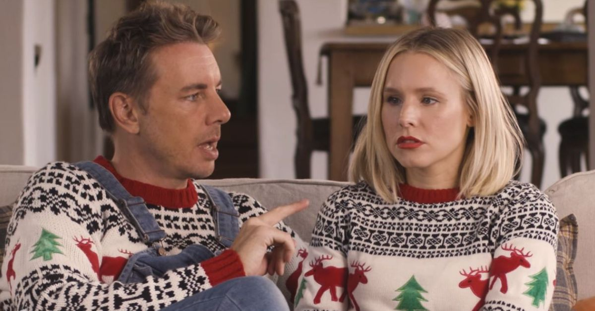 Dax Shepard And Kristen Bell Made Tell Their Kids About Santa