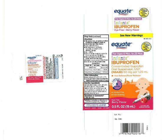 Baby Ibuprofen