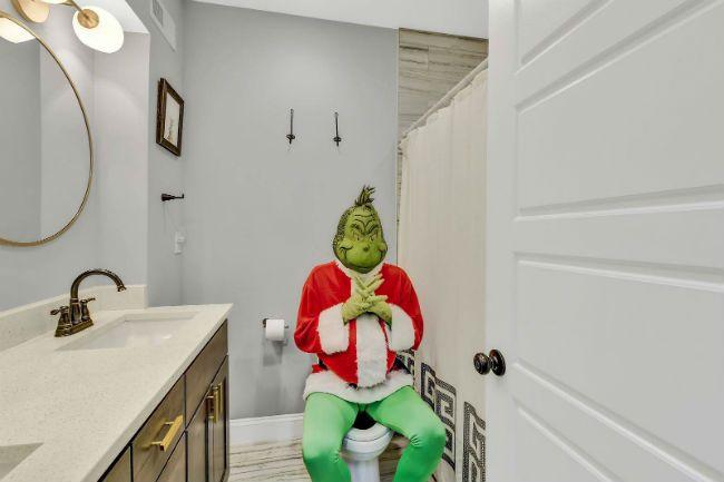 Grinch home photos