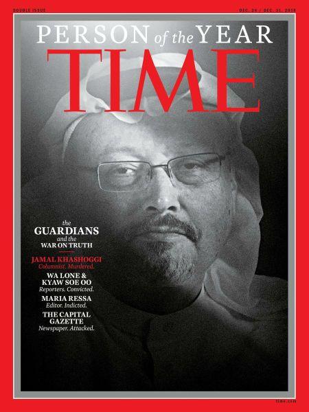 Jama Khashoggi Time Magazine
