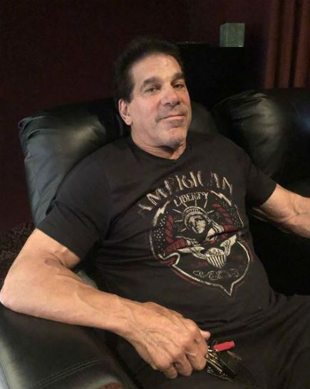 Lou Ferrigno Hospitalized After Serious Reaction To