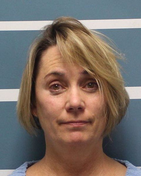 Teacher Haircut Mugshot
