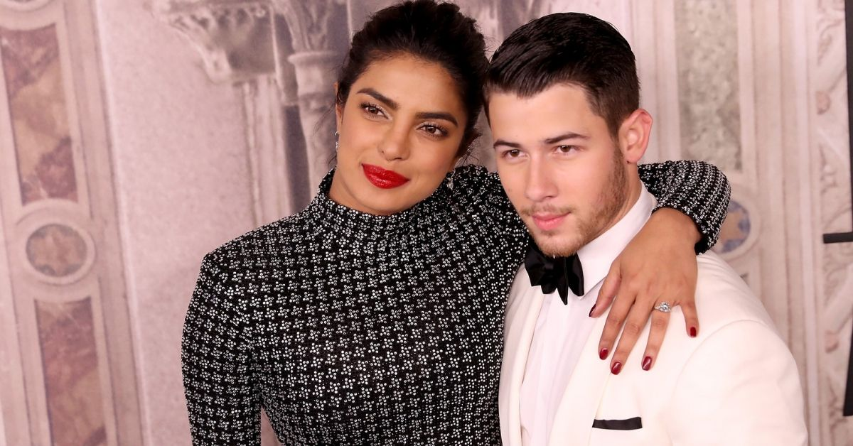 Priyanka Chopra announces she is Mrs Jonas now with a cute gesture