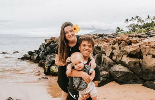 Zach and Tori Roloff