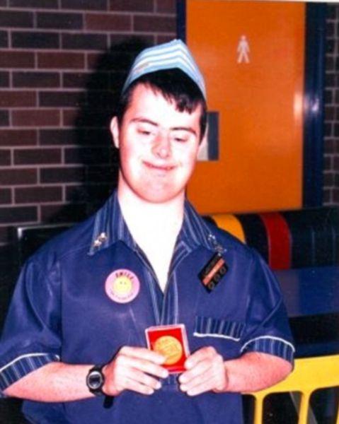 Russel O'Grady McDonald's