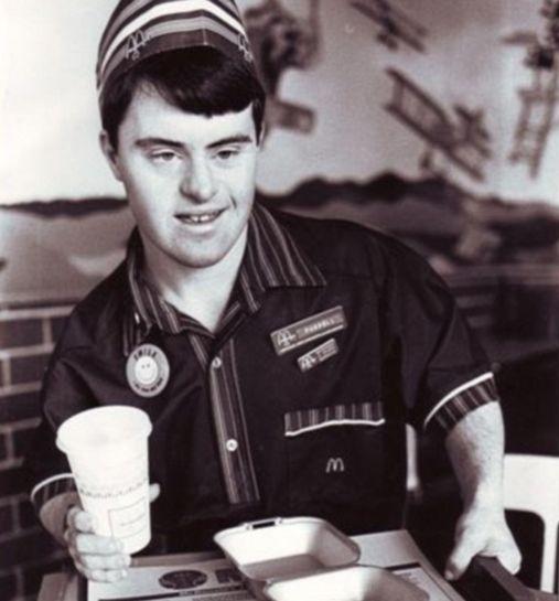 Russell O'Grady McDonald's