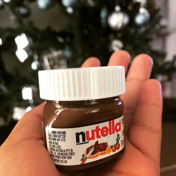 Mini Nutella Jars - Best Photos Collections