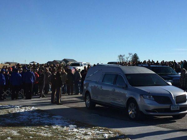 Stanley Stoltz funeral