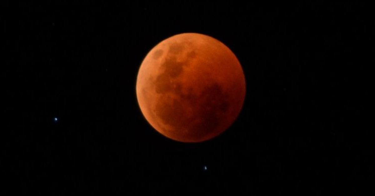 What Is a Super Blood Wolf Moon Eclipse?