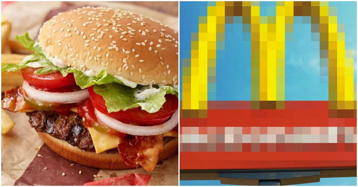 Burger King trolls McDonald's with 1 cent burger promotion