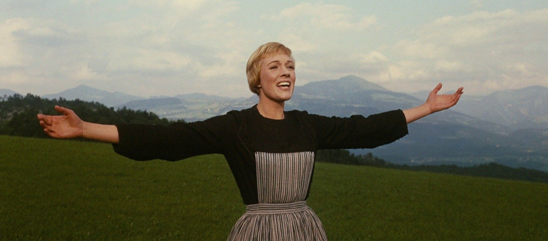 Sound of music hills are alive