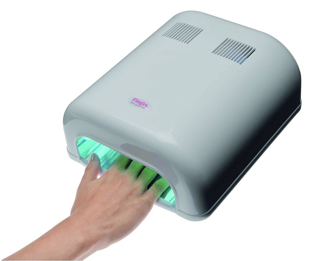 UV light for gel manicure