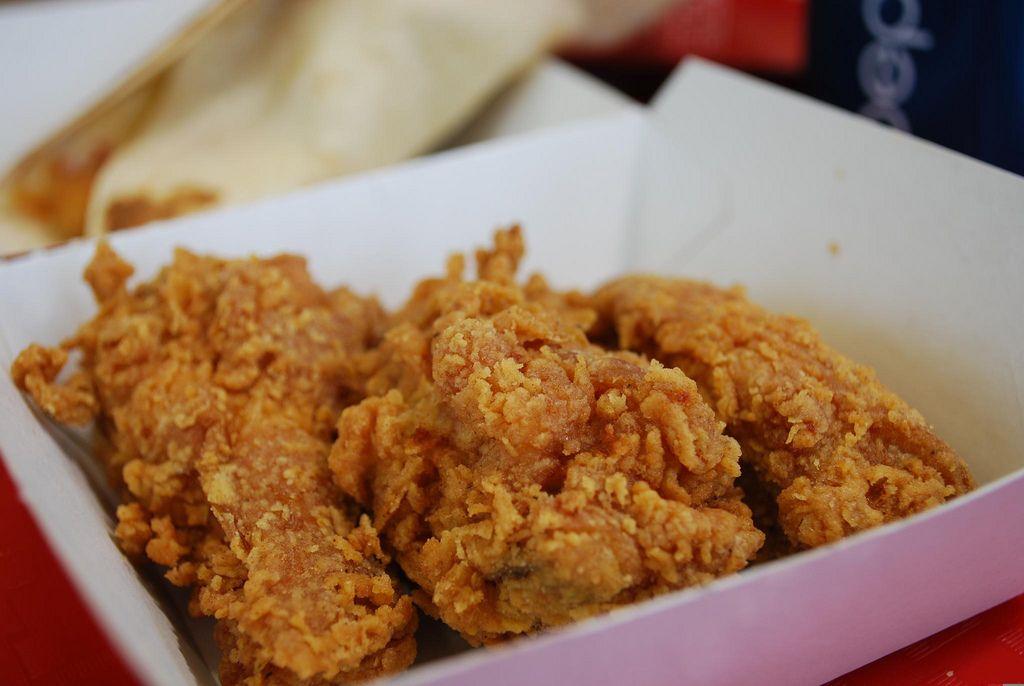 KFC wings