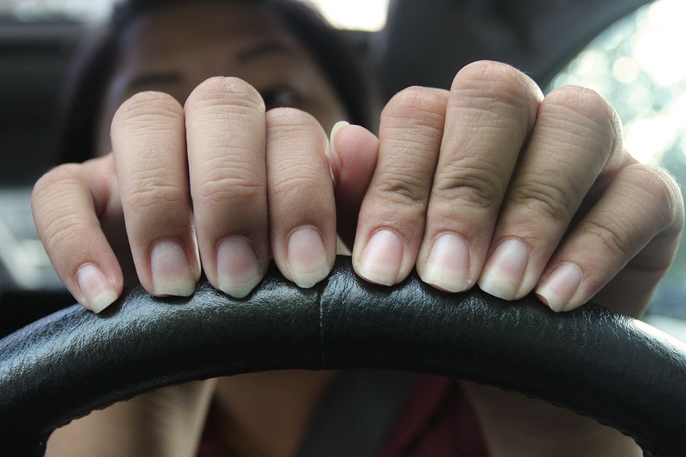 7 Common Nail Problems That Are Actually Symptoms Of Something Bigger