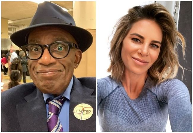 Al Roker Jillian Michaels