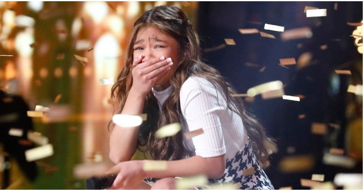 Angelica Hale makes history in 'America's Got Talent'