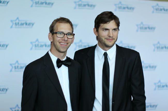 Ashton Kutcher Twin Michael