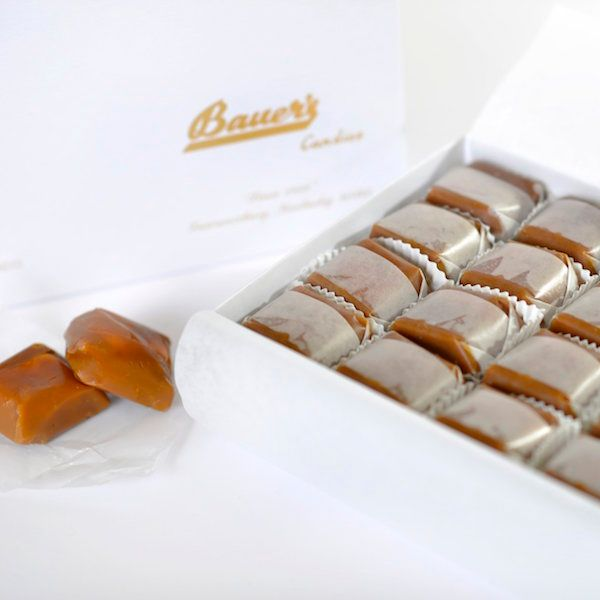 Bauer's candies