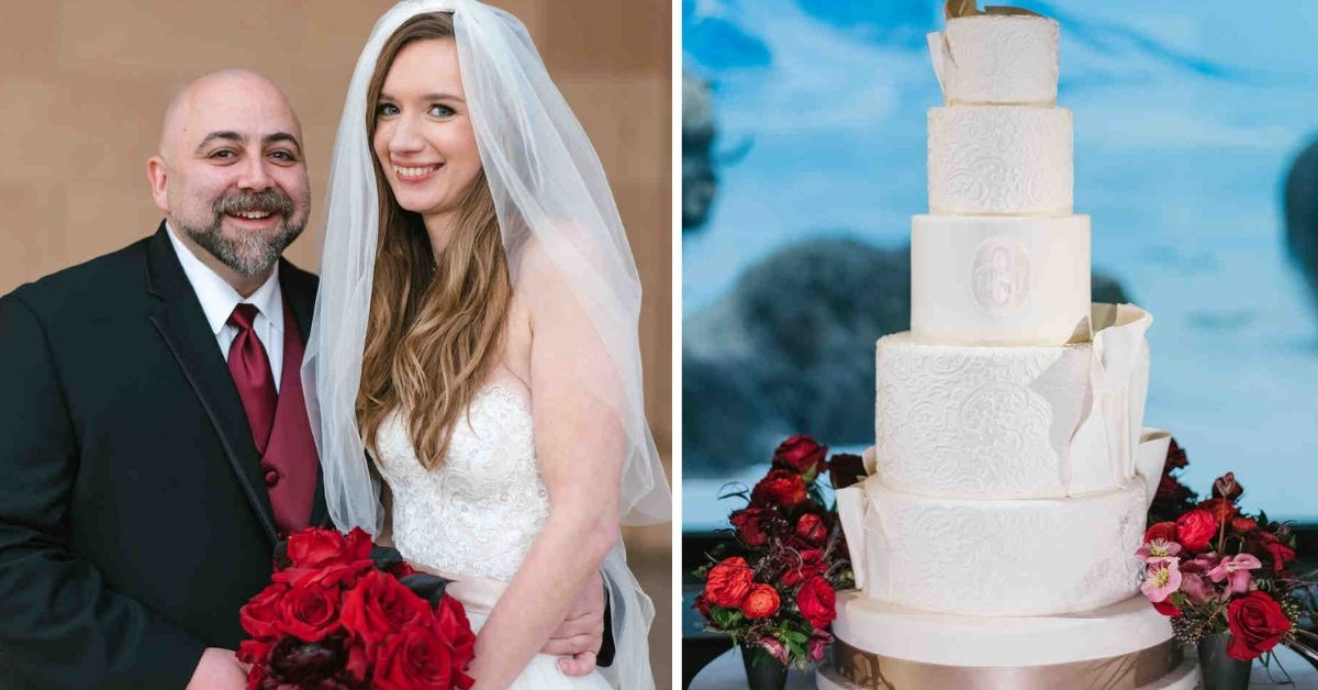Ace Of Cakes Star Served Five Stunning At His Wedding