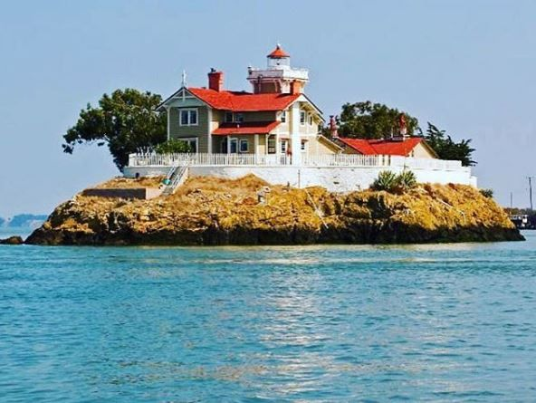 East Brother Island