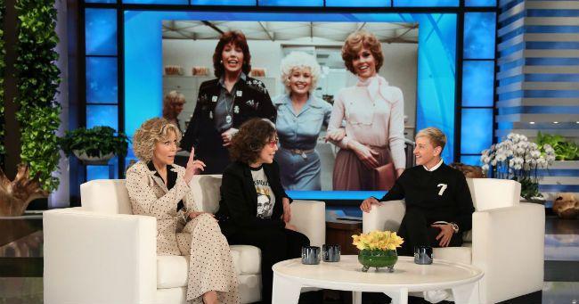 Lily Tomlin Jane Fonda Ellen