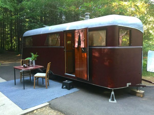 Flyte camp trailers